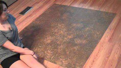 vinyl plank flooring concrete concrete look luxury vinyl tile lvt youtube