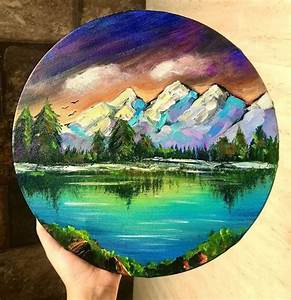 20, , aesthetic, easy, acrylic, painting, ideas, in, 2020