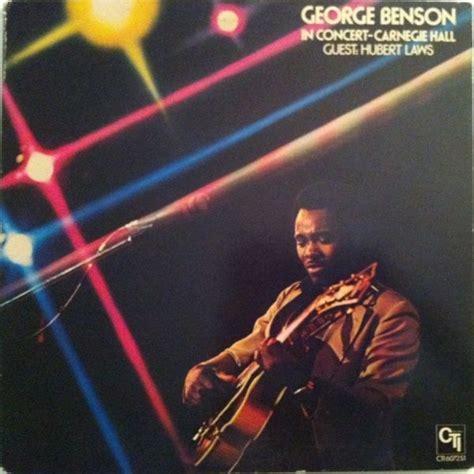 George Benson Vinyl Record Albums