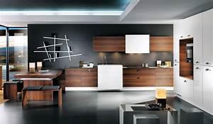 table cuisine moderne design vallkin nouveau led lampes With carrelage adhesif salle de bain avec suspension ronde led