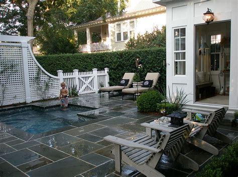 small pool ideas  turn backyards  relaxing retreats