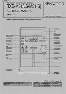 Kenwood Hm-331 Service Manual