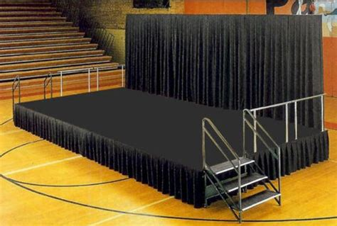 stage size