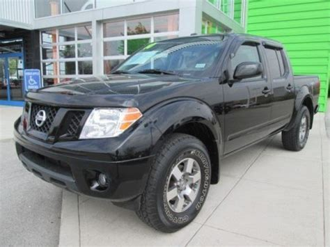 Buy Used Nissan Pro 4x4 Off Road Leather 4x4 Rockford