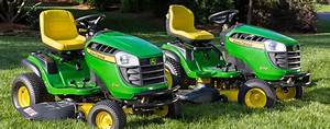 John Deere Provides Comfort And Ease Of Use With New Lawn