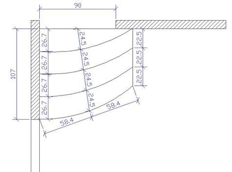 aide pour calculer et dessiner un escalier balanc 233