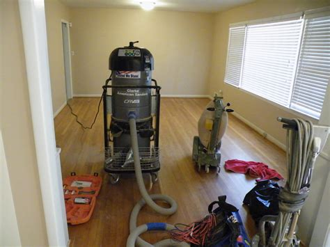 Dustless Floor Sanding Machines by M S C Dustless Floor Refinishing In Atlanta