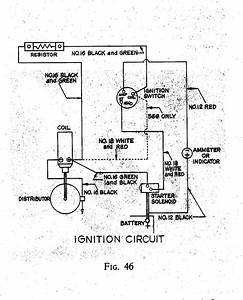 case 446 ignition switch diagram case free engine image With wiring diagram further points ignition wiring diagram as well case 446