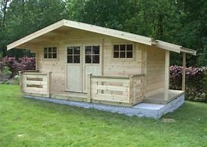 Abri De Jardin Bois Solde : construire les fondations pour un abri de jardin blog terrasse bois ~ Melissatoandfro.com Idées de Décoration
