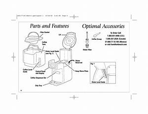 Parts And Features  Optional Accessories