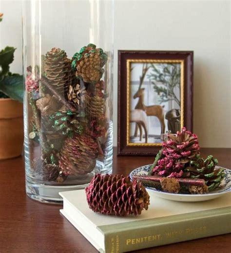 pine cone decorating ideas  piece
