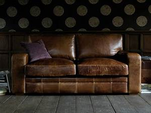 Sofa Vintage Leder : just chill be relax on luxury leather sofa ~ Indierocktalk.com Haus und Dekorationen