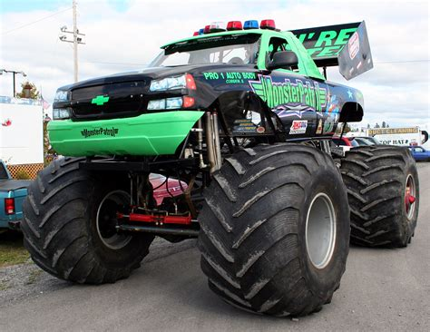 videos de monster trucks wallpaper crazy monstertrucks