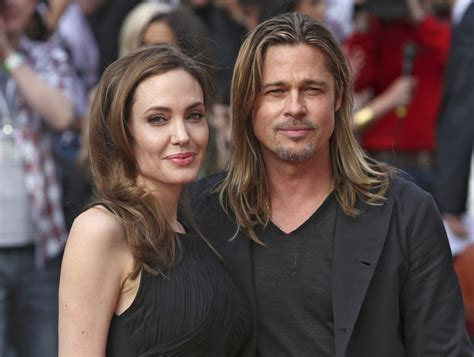 Angelina Jolie Pregnant With Twins Again