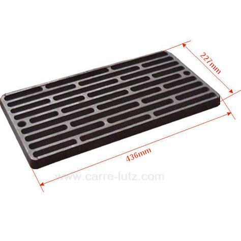 appareil pour cuisiner grille de décendrage 10220375400 godin 3754 pièces