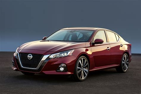 2019 Nissan Altima Adds Allwheel Drive, Variable