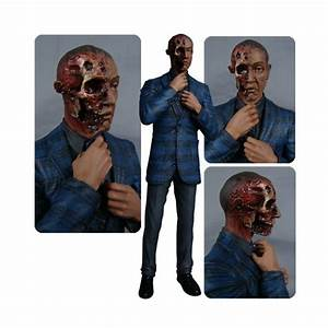 Figurine Gus Fring Burned Face De Breaking Bad