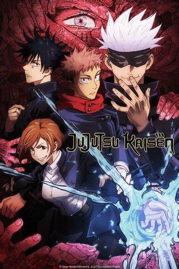 characters appearing  jujutsu kaisen anime anime planet