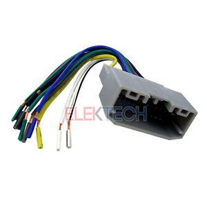 Bha Aftermarket Radio Replacement Wire Harness For