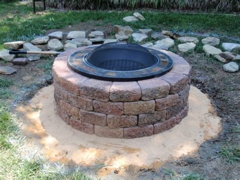 lowes outdoor pit pit covers lowes pit ideas 7279