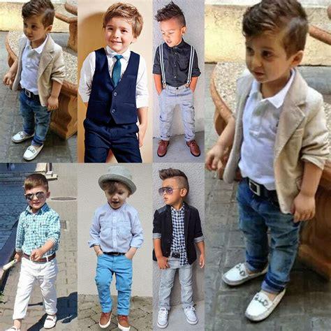 kinder baby jungen gentlemen anzug smoking outfit