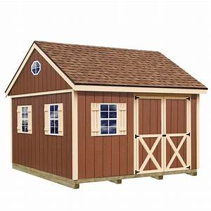 shop best barns common 12 ft x 12 ft interior With best storage sheds to buy