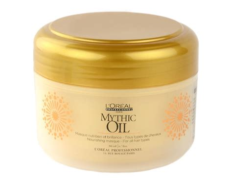 loreal professionnel mythic oil masque nourrissant pour