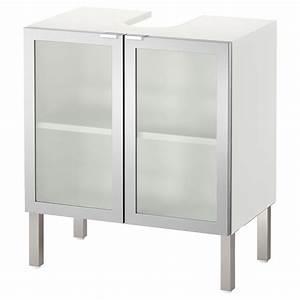 Etagere Sous Lavabo : meuble sous lavabo ikea ~ Teatrodelosmanantiales.com Idées de Décoration