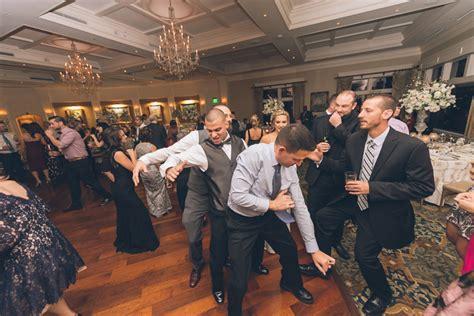 wedding brittany michael clarks landing yacht club