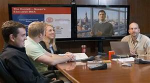 Cornell-Queen's Executive MBA Program