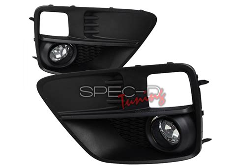 Subaru Wrx Clear Oem Style Fog Lights Sport