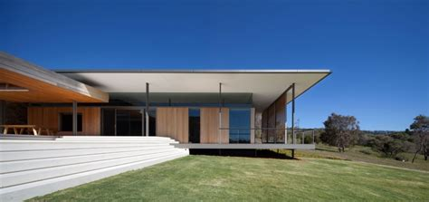 amazing modern house  south western australia exterior flat roof  home ideas