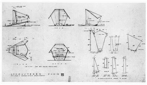 frank lloyd wright origami chair plans pdf woodworking