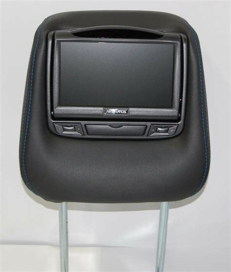 ford  dual dvd headrest video players