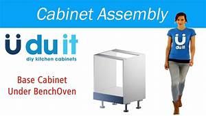 Uduit Diy Kitchen - Assembly Instructions