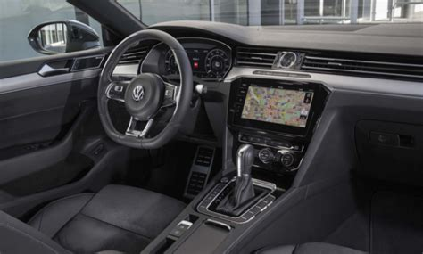 vw passat release date redesign price interior