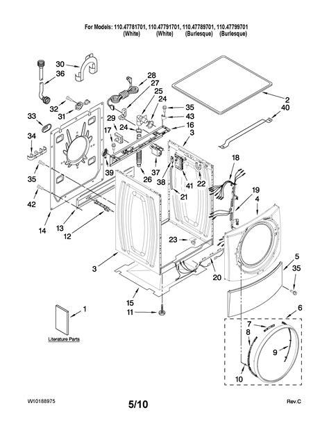 kenmore elite het steam washer    sud error codes samurai appliance repair mans