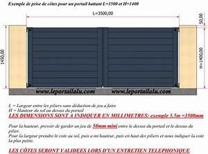 Comment Poser Un Portail : notice montage portail coulissant ~ Premium-room.com Idées de Décoration