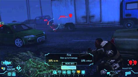 xcom enemy unknown gameplay