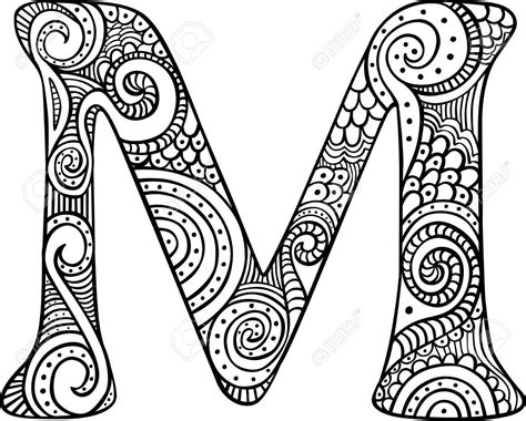 Letter M Drawing At Getdrawings.com