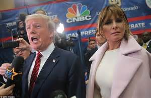 Donald Trump's wife Melania could soon be chatelaine of ...