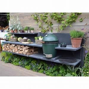 Outdoor Küche Bauen : modulare beton outdoor k che garden pinterest ~ Markanthonyermac.com Haus und Dekorationen