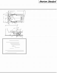 American Standard Hot Tub 2774 Xxxw User Guide