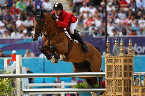 olympics equestrian gregory wathelet riding zimbio