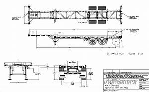 Container Chassis  U0026 Parts  Chassis Specifications