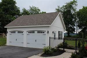 Affordable 2 Car Garage Customized For You  See Prices