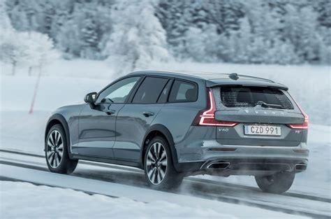 Volvo 2019 V60 Cross Country by Volvo V60 Cross Country 2019 Review Autocar