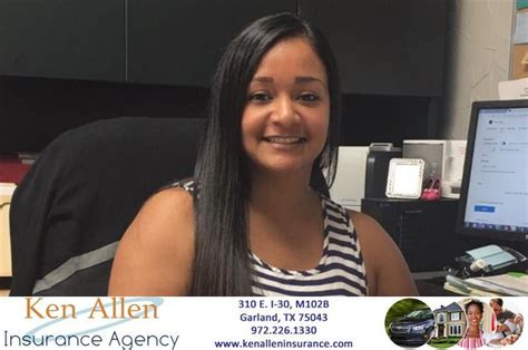 You can call at +1 302 654 8823 or find more contact information. Dash Parters gives a great recommendation for Victor Miranda with Ken Allen Insurance agency ...