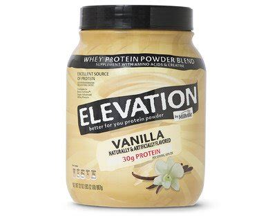 Amazon.com : Elevation by Millville Chocolate Protein