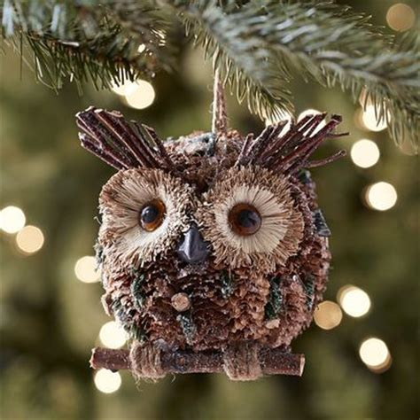 pine cone owl ornaments natural pinecone owl ornament ornaments pinterest pinecone owls owl ornament and pinecone